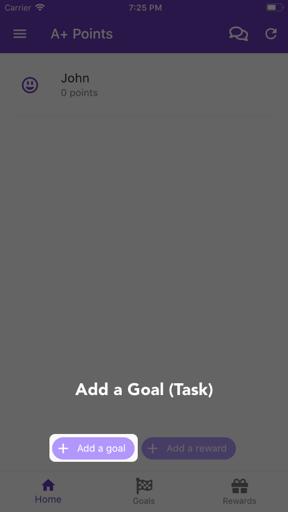Add a goal